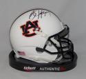 Bo Jackson Autographed *Black Auburn Tigers Schutt Mini Helmet- JSA W Auth