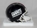 Lawrence Taylor Autographed N.Y. Giants TB 81-99 Mini Helmet -JSA W  *silver*