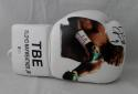 Floyd Mayweather Autographed White Custom TBE Image Right Boxing Glove  Beckett