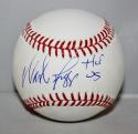 Wade Boggs HOF 05 Autographed Rawlings OML Baseball- JSA Witness Authenticated