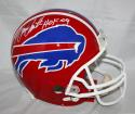 Bruce Smith Autographed F/S Buffalo Bills ProLine Helmet with HOF -  JSA W Auth