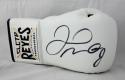 Floyd Mayweather Autographed White Cleto Reyes Boxing Glove - Beckett Authentic