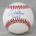 Al Kaline 3007 Autographed Rawlings OML Baseball- JSA W Authenticated