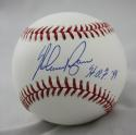 Nolan Ryan Autographed Rawlings OML Baseball W/ HOF- JSA Authenticated