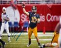 Chase Daniel Autographed 8x10 Missouri Tigers Passing Photo- JSA W Authenticated