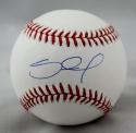Pablo Sandoval Autographed Rawlings OML Baseball- JSA W Authenticated