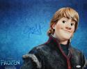Jonathan Groff Autographed Kristoff from Frozen 16x20 Photo- JSA Authenticated