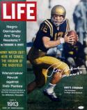 Roger Staubach Autographed Navy Midshipmen 16x20 Photo Life Magazine Cover w/ Heisman- JSA W Auth