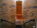 Notre Dame Greats 27 Signatures Autographed 16x20 Tunnel Shot Photo- JSA W Auth