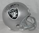Bo Jackson Autographed Oakland Raiders Full Size Helmet- Beckett Authenticated