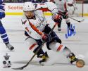 Alex Ovechkin Autographed 8x10 Washington Capitals Playoffs PF Photo- JSA W Auth