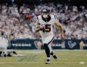 Will Fuller Autographed Houston Texans 16x20 TD Run Photo-JSA W Auth *Blue