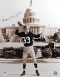 'Slingin' Sammy Baugh Autographed Redskins 16x20 Vertical Photo- PSA/DNA Auth