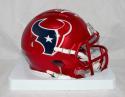 Andre Johnson Autographed Houston Texans Blaze Mini Helmet- JSA W Auth *White