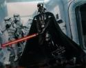 David Prowse Signed Star Wars 16x20 Darth Vader W/ Stormtroopers Photo- JSA Auth *Silver R