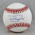 Brad Peacock Autographed Rawlings OML Baseball- TriStar Authenticated
