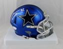 Jason Witten Autographed Dallas Cowboys Blaze Mini Helmet- JSA W Auth *WHITE