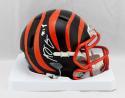 A. J. Green Autographed Cincinnati Bengals Blaze Mini Helmet- JSA W Auth *Silver
