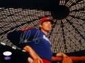 Nolan Ryan Autographed Houston Astros 8x10 Astrodome Photo- JSA Auth *Hand