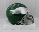 Ron Jaworski Autographed Eagles TB Mini Helmet-JSA Witness Auth *White
