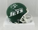 Richard Todd Autographed NY Jets TB 78-89 Mini Helmet-JSA Witness Auth *White