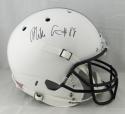 Mike Gesicki Autographed Penn State Full Size Helmet - JSA W Auth *Black