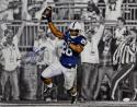 Saquon Barkley Autographed Penn St 16x20 Photo TD Spotlight- JSA W Auth *Blue
