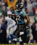 Jimmy Smith Autographed Jacksonville Jaguars 8x10 Photo- Jersey Source Auth