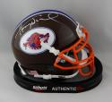 Henry Winkler Autographed Mud Dogs Mini Helmet from The Waterboy- Beckett Auth