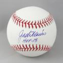 Jack Morris Autographed Rawlings OML Baseball w/ HOF 18 - Beckett Auth