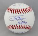 Jim Palmer Autographed Rawlings OML Baseball w/ 3 Inscriptions- JSA W Auth