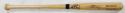 Chipper Jones Autographed Blonde Rawlings Big Stick Baseball Bat w/ HOF- Beckett Auth *Blue